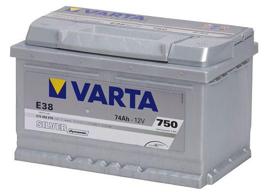 Varta E38