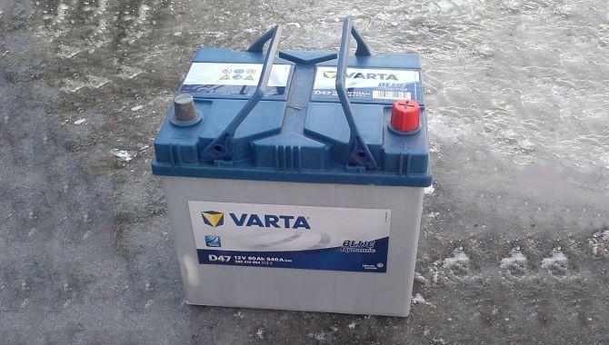 Аккумулятор Varta D47 560 410 054