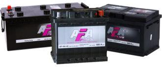 Аккумуляторы Afa Plus