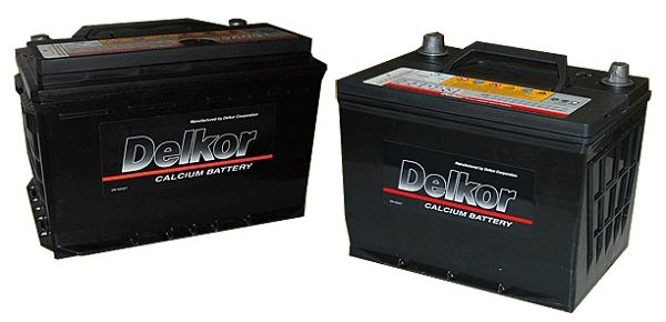 delkor calcium battery