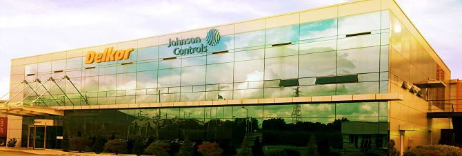Компания Delkor Johnson Controls