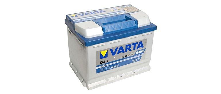 Varta D43