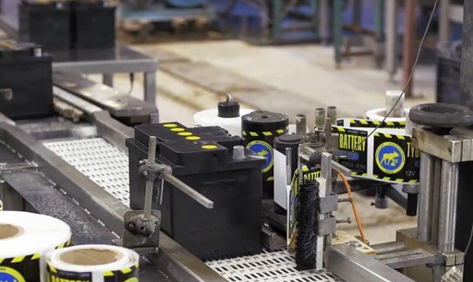 Производство тюменских аккумуляторов