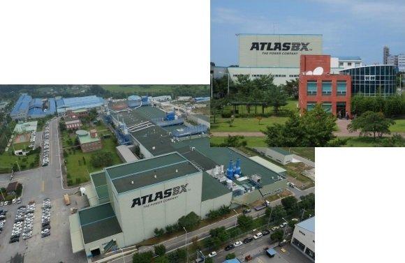 Завод AtlasBX Co