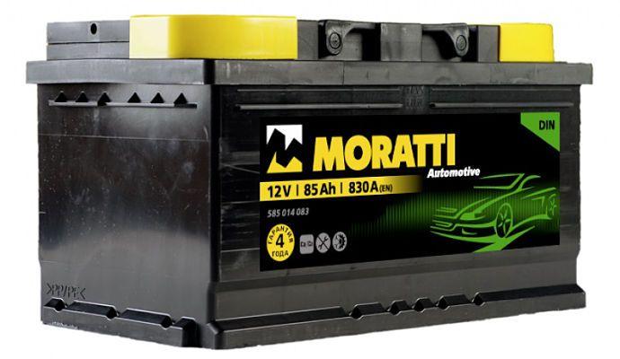 Аккумулятор Moratti