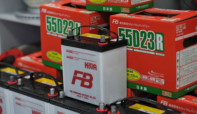 Аккумуляторы Furukawa Battery