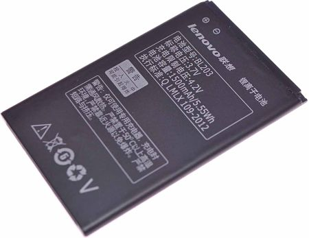 АКБ Lenovo