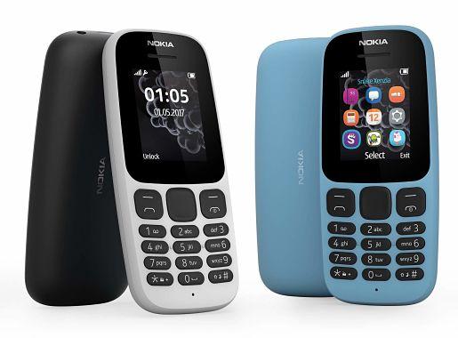 Nokia 105 и Dual sim