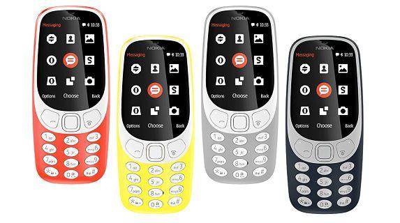 Nokia 3310 и Dual Sim