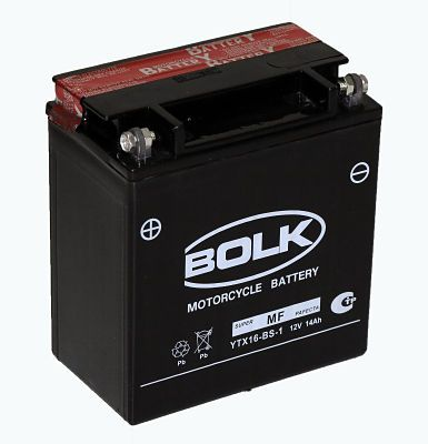 Bolk Motorcycle Battery