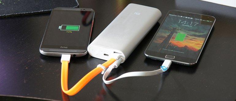 емкость аккумулятора телефона
