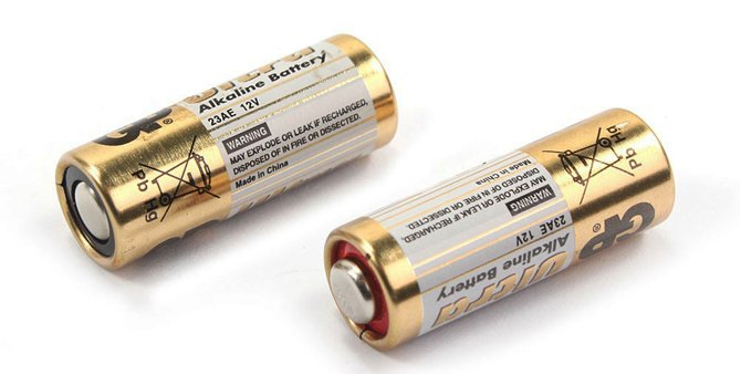 Батарейка GP A23