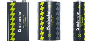 Щелочная батарея