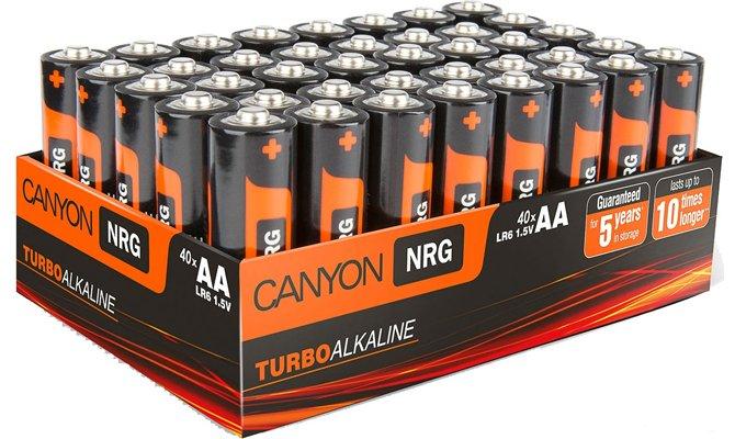 Алкалиновые батарейки