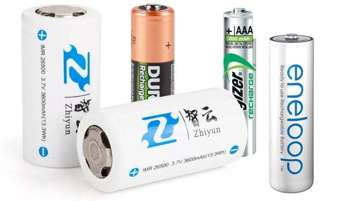 Что будет если зарядить обычные батарейки