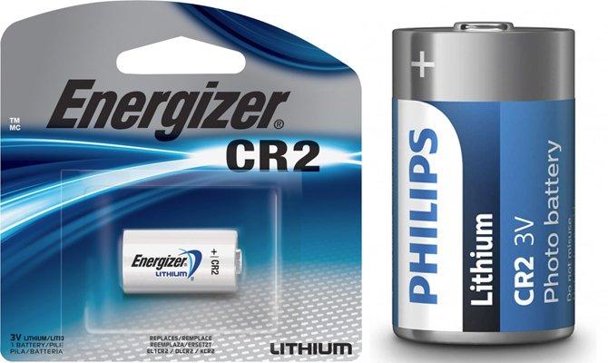 energizer и philips