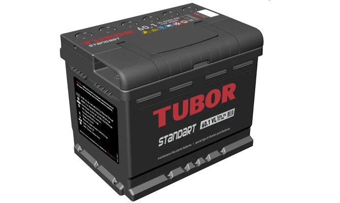 Аккумулятор Tubor