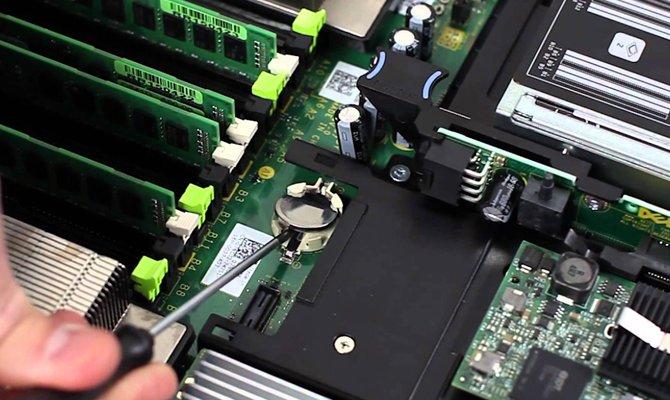 Замена батарейки в bios ПК