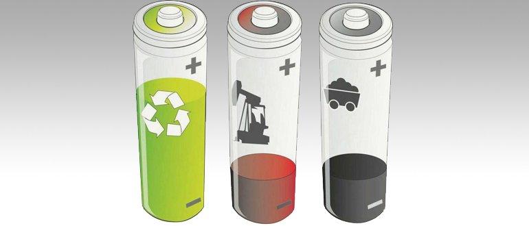 Емкость и заряд батареек
