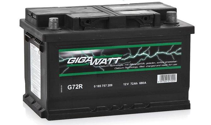 Gigawatt 72 ah
