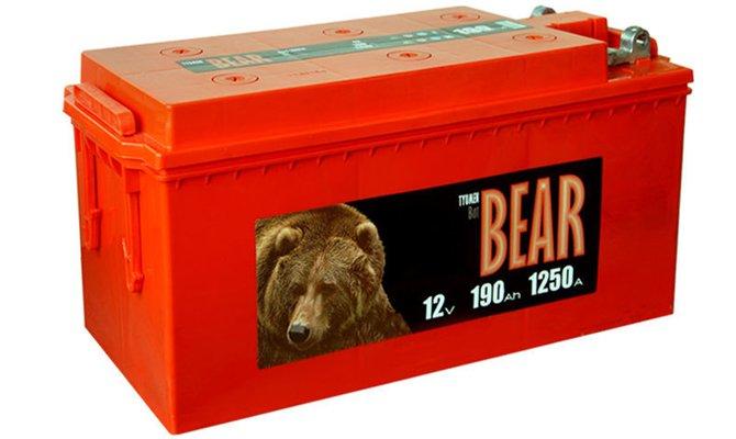 Bear 190 ah