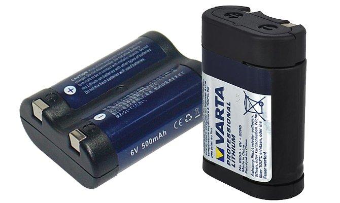 Батарейка 6v