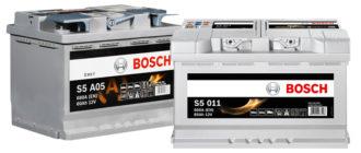 Bosch S5