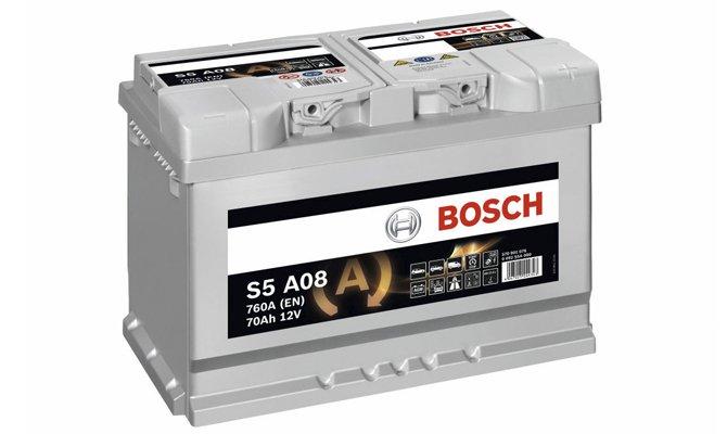 Bosch S5A AGM