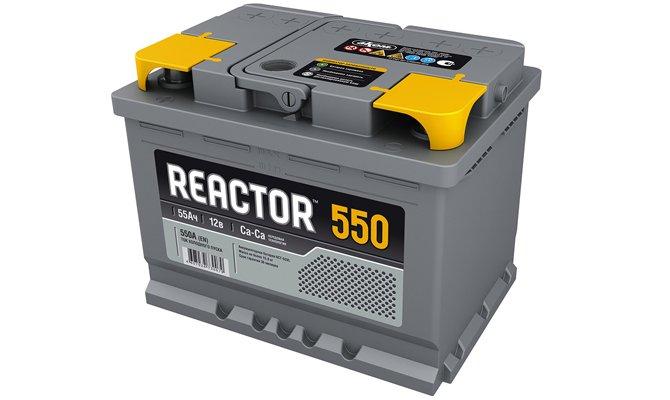 Reactor 550