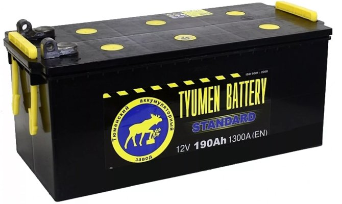 Тюменская батарея