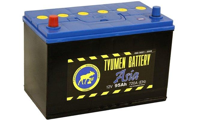 tumen battery