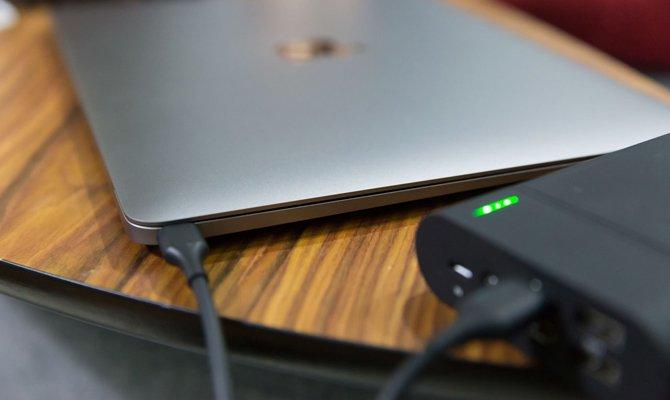 Зарядка ноутбука через ЮСБ