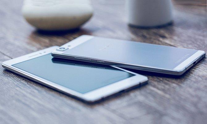 Сверх тонкие мобильные устройства
