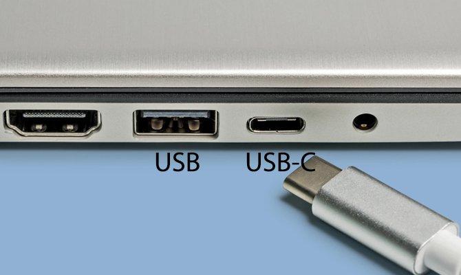 USB и USB-C