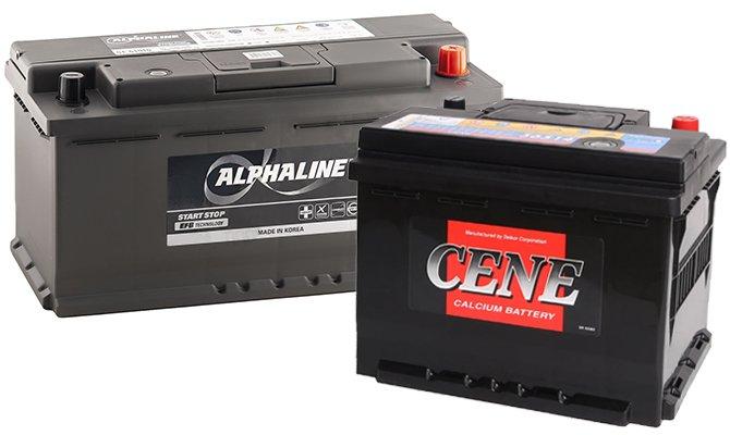 AlphaLine или Cene