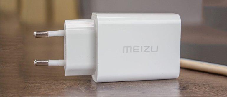 Быстрая зарядка meizu