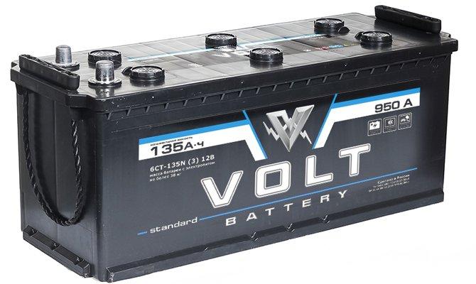 Грузовая батарея
