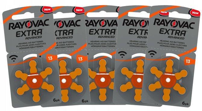 Батарейки для слухового аппарата