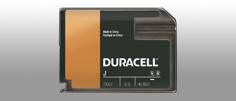 duracell J