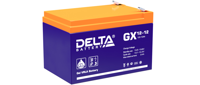 Delta GX 12 12