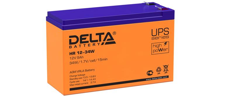 Delta HR 12 34W